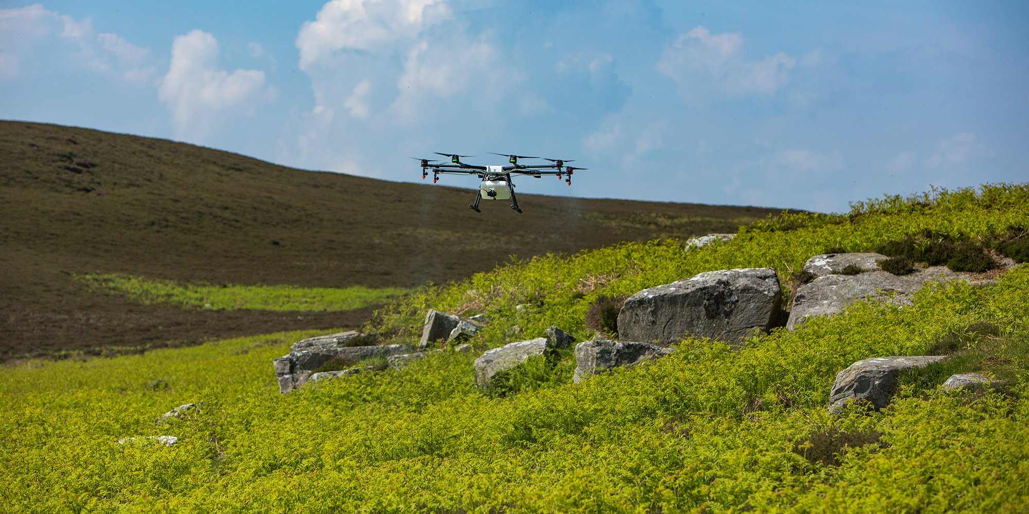 PA7 Aerial Spraying Certification for Drones