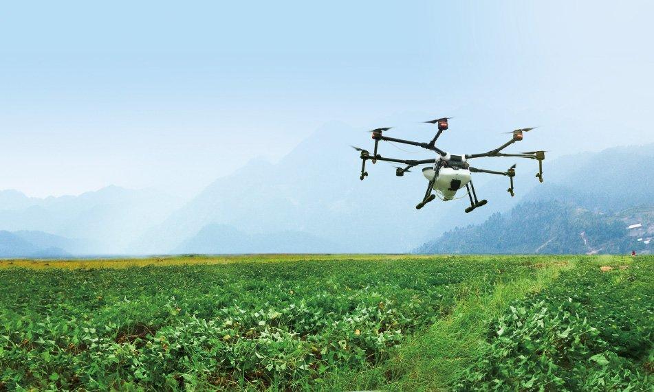 DJI Agras MG-1S drone