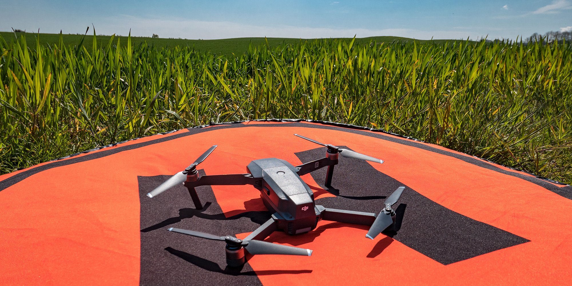 Farm mapping drone