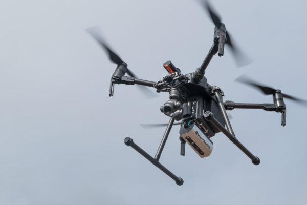 m200 multispectral drone