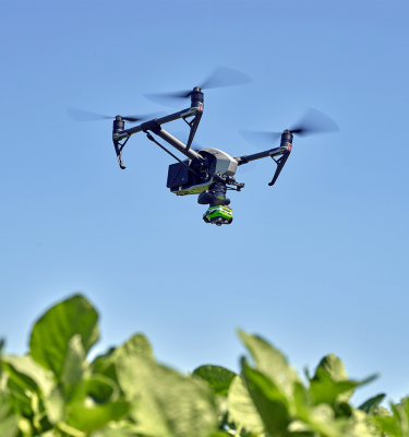 Drone Crop Mapping NDVI Upgrades from Drone AG