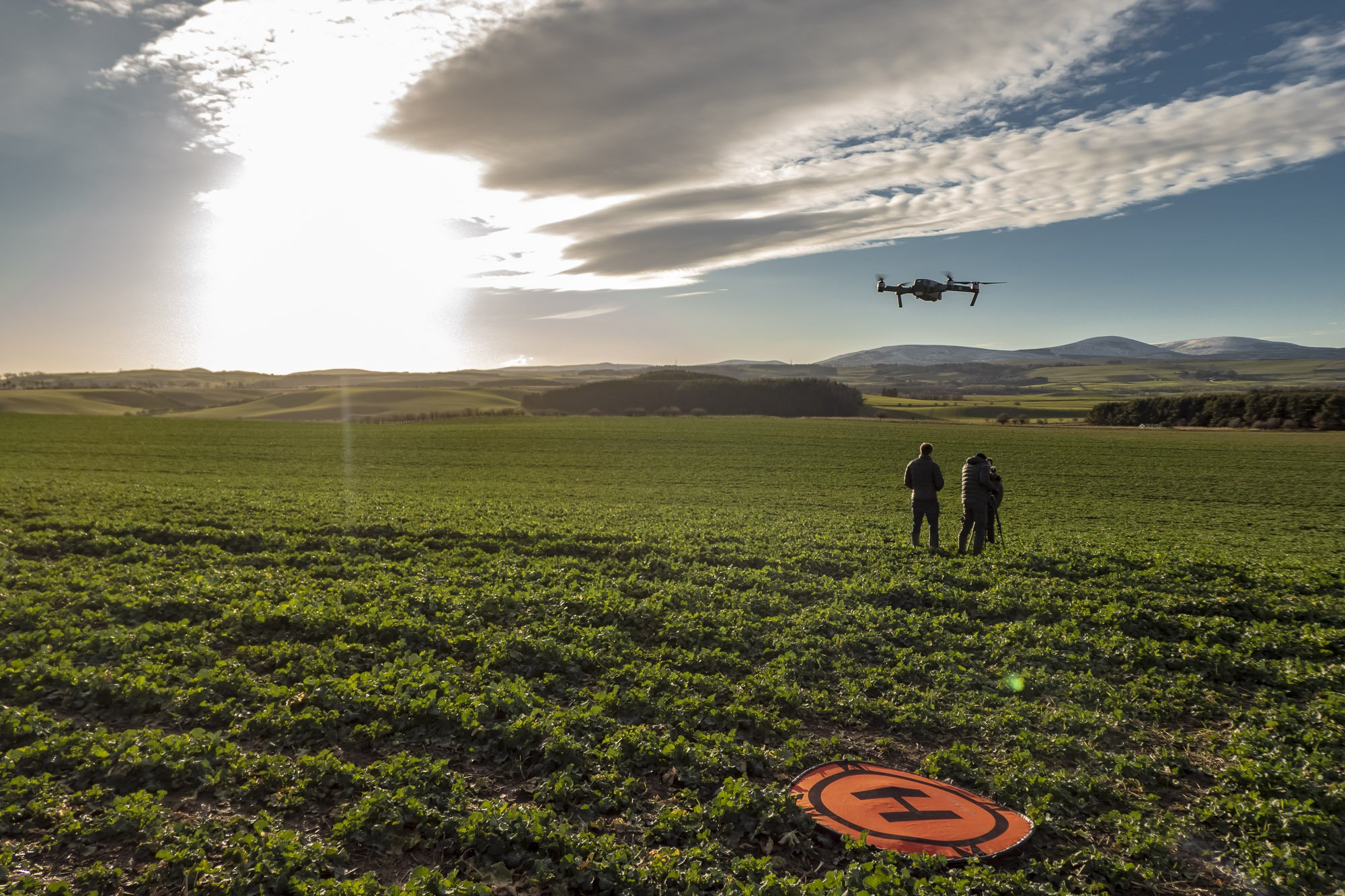 Why invest in Drone Ag and Skippy?